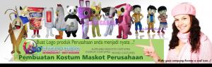 Kostum Maskot