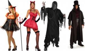 kostum badut karakter cosplay